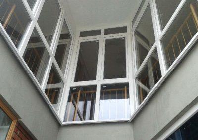 AK Čakovec, unutarnje pregradne PVC stijene – Čakovec