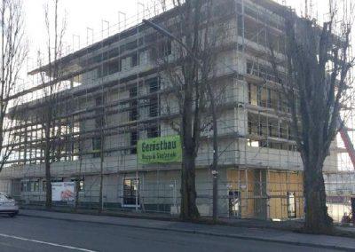 Poslovno stambena zgrada – Sindelfingen, Njemačka