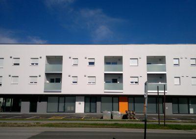 Poslovno stambeno naselje C3 – Čakovec