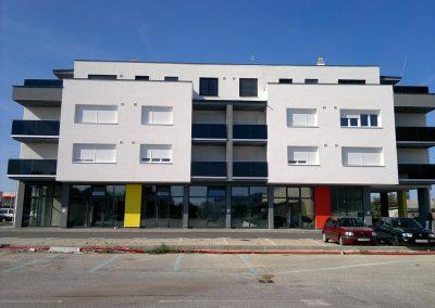 Stambena zgrada, Ulica hrvatskih branitelja - Čakovec (1)