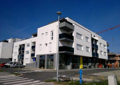 Stambena zgrada, Ulica hrvatskih branitelja - Čakovec (3)