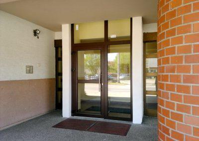 Stambena zgrada, ulazna vrata – Čakovec