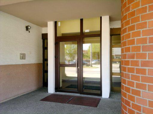 Ulazna vrata, I. Mažuranića – Čakovec